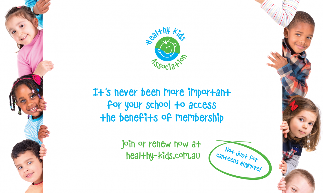 Join the Healthy Kids Association